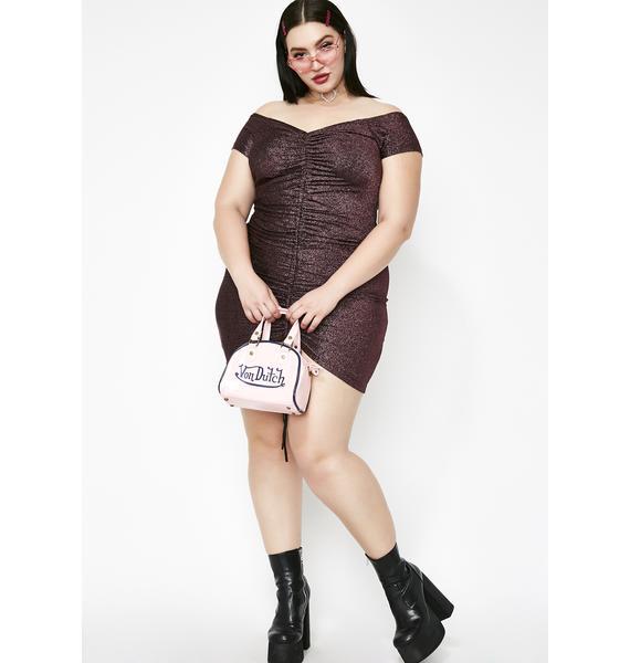 Sugar Sparkle Mini Dress