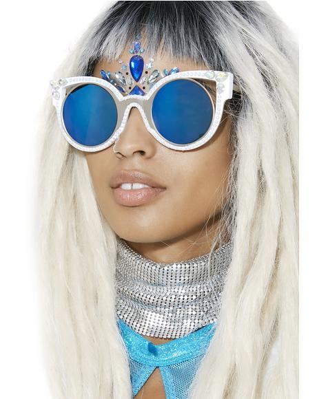 Techno Kitty Sunglasses