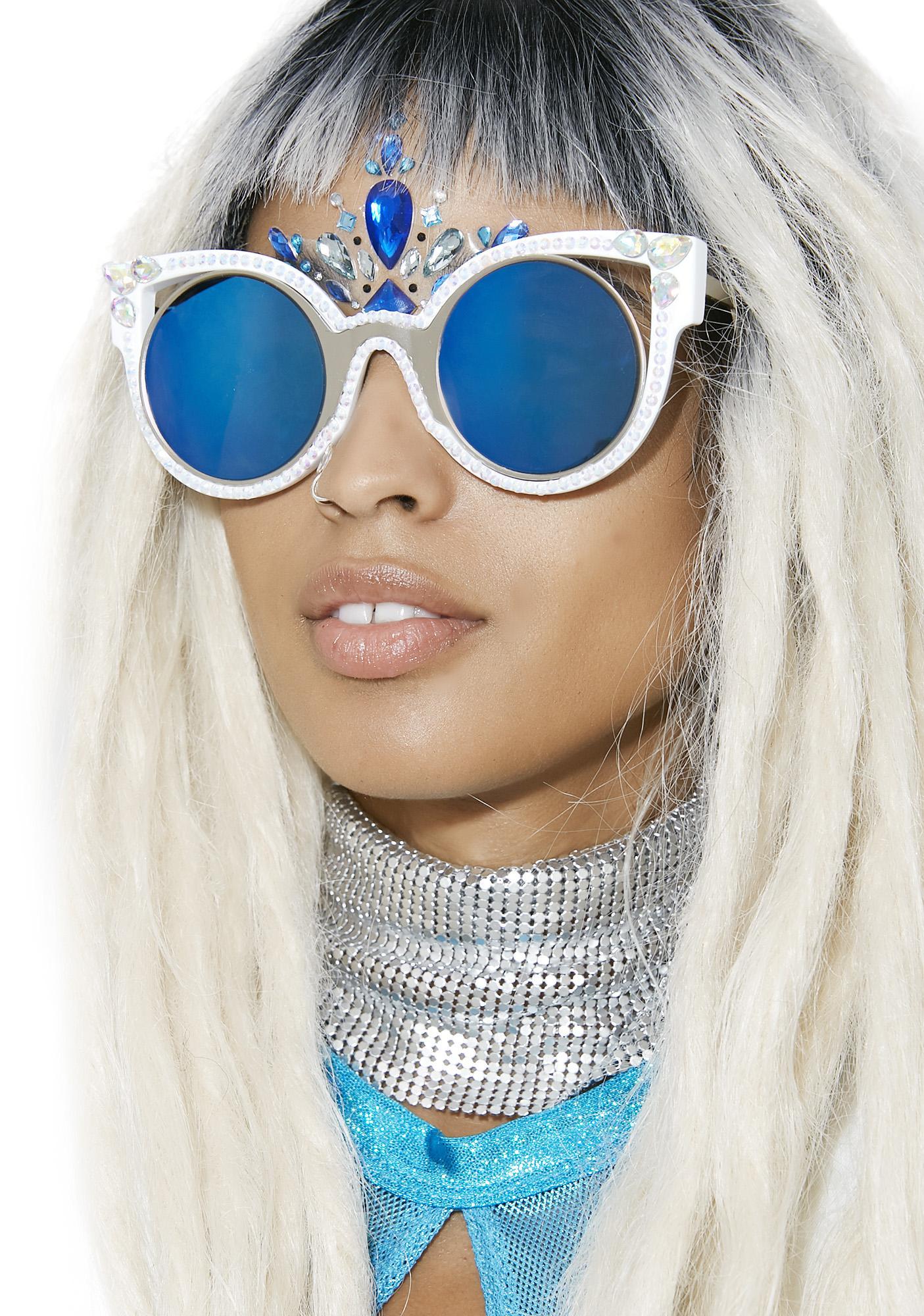 ReblKitty Techno Kitty Sunglasses