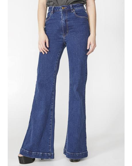 Dream Blue Eastcoast Flares