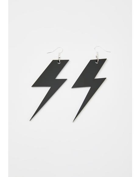 Lightning Strikes Earrings