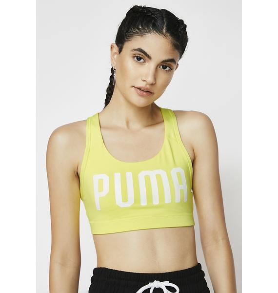 PUMA Powershape Forever Logo Sports Bra