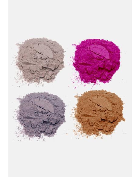#LetsBeMermaids 003 Eyeshadow Palette