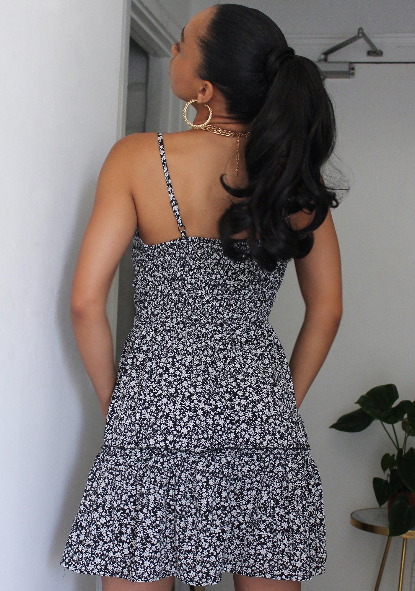 Got It Right Mini Dress