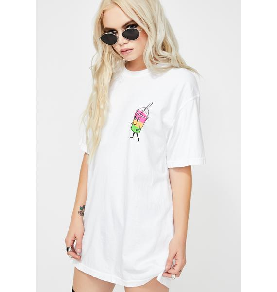 Slushcult Let's All Join A Cult Graphic Tee
