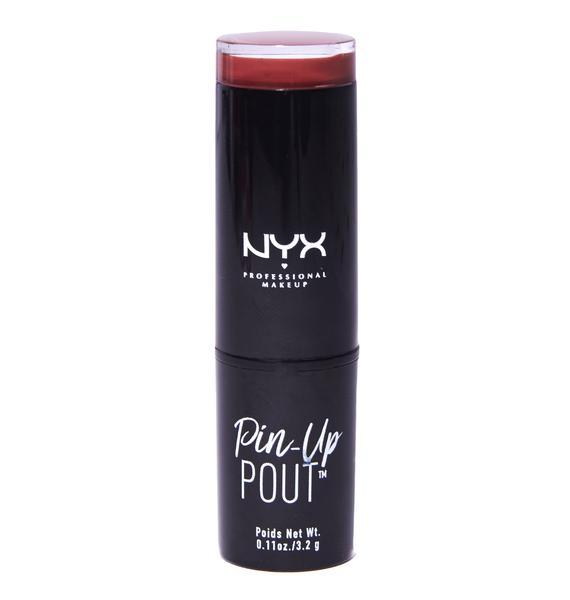 NYX Rebel Soul Pin-Up Pout Lipstick