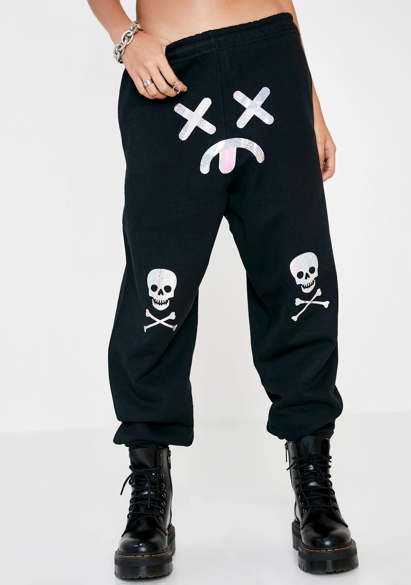 Psycho Rebel Sit On My Lap Sweats