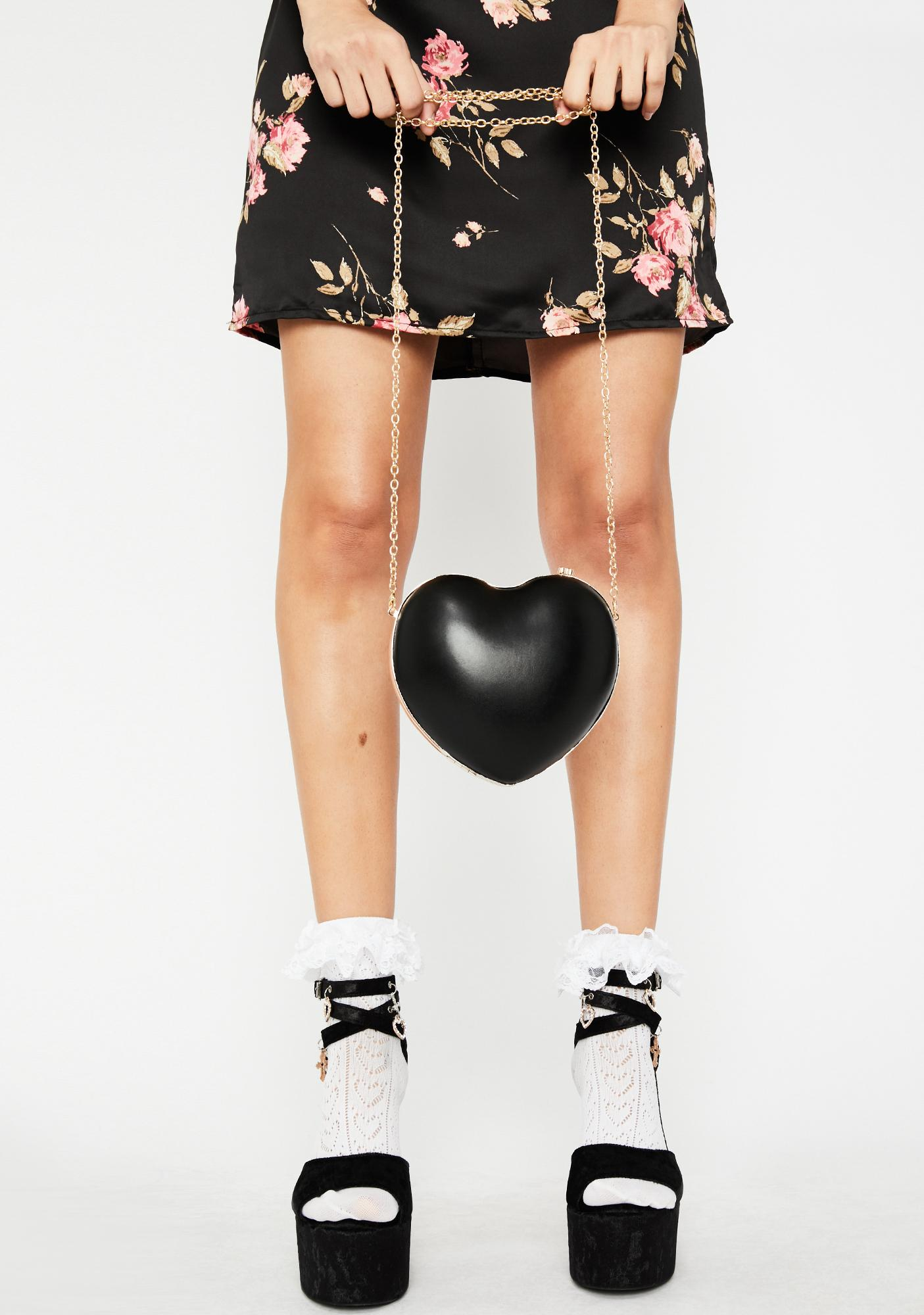 Love Interest Heart Crossbody