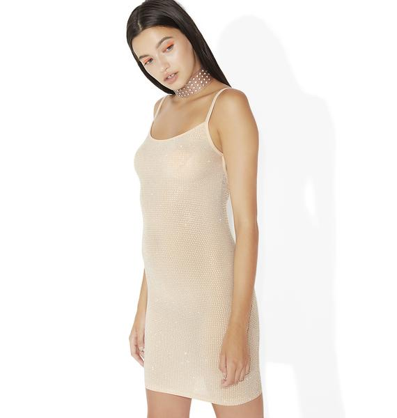 Gimme More Slip Dress