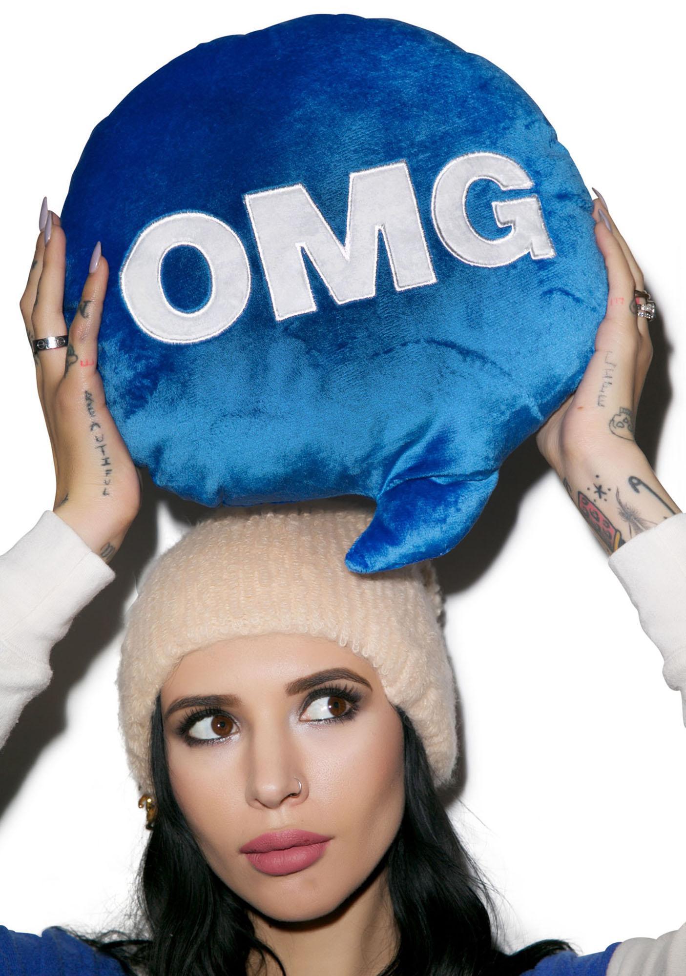OMG Pillow