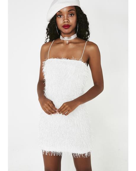 Uptown Princess Mini Dress