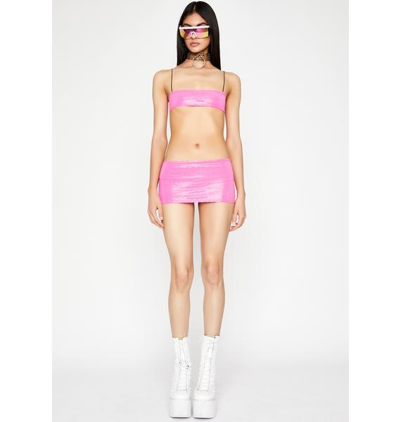 Pixie Itty Bitty Committee Skirt Set