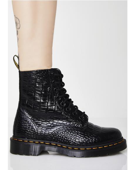 Croc Pascal Boots