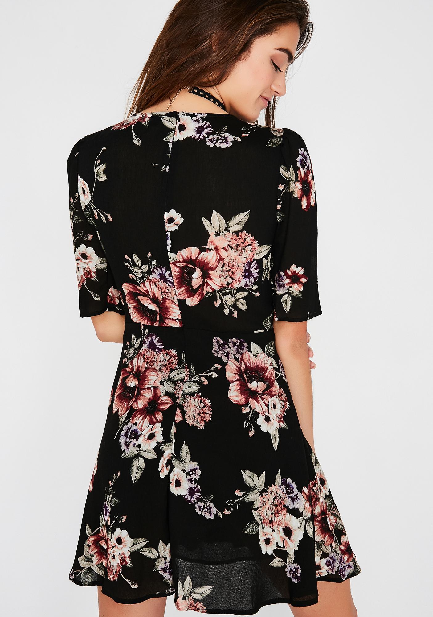 Flower Hour Dress