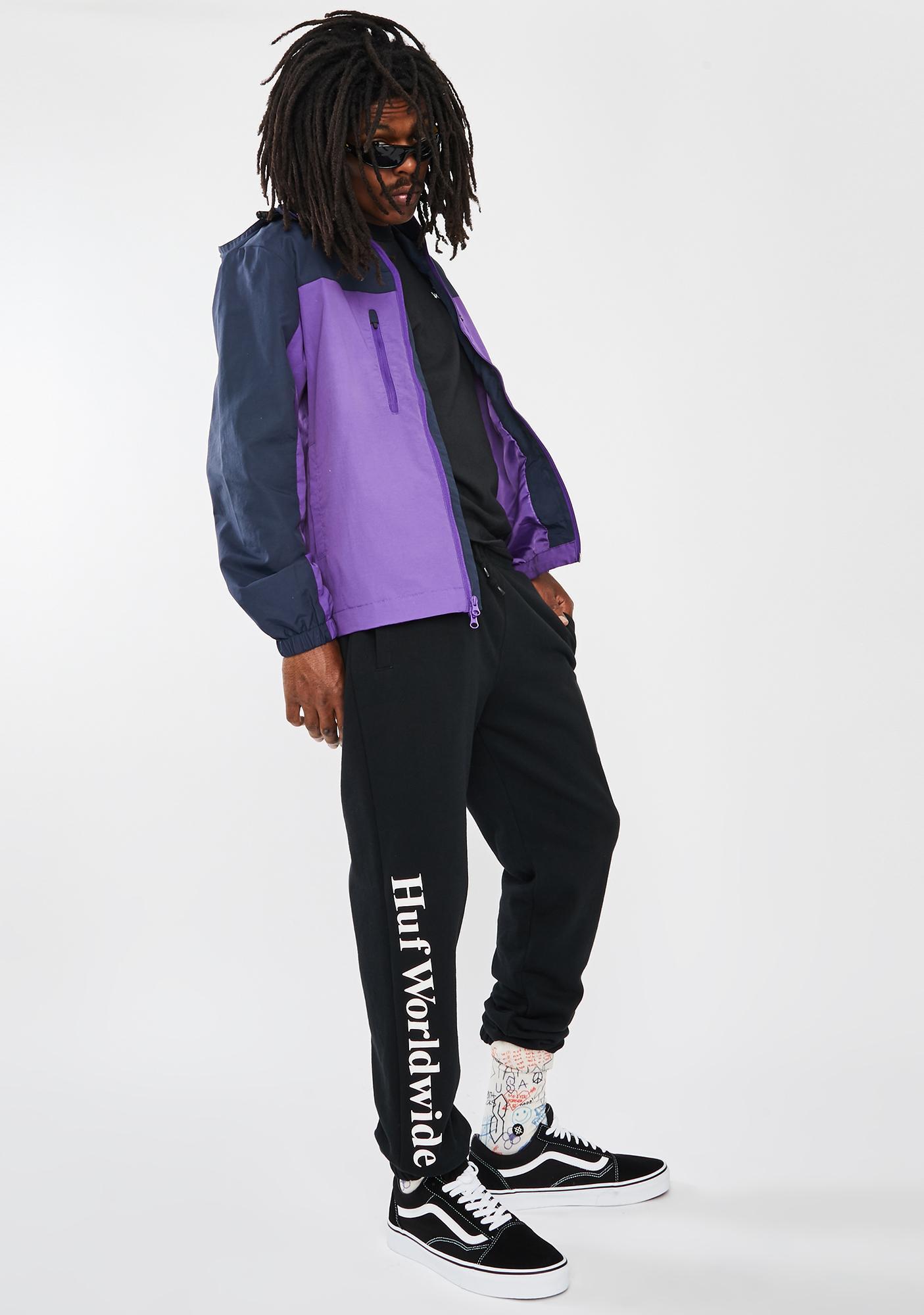 HUF Essentials Fleece Sweatpants