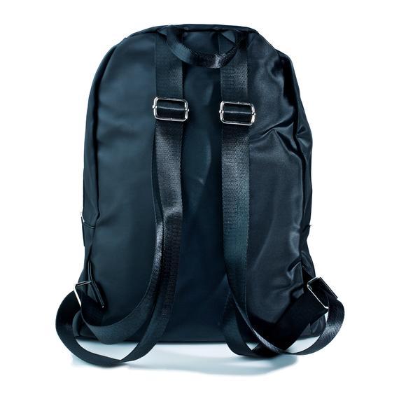Sting Zipped Backpack
