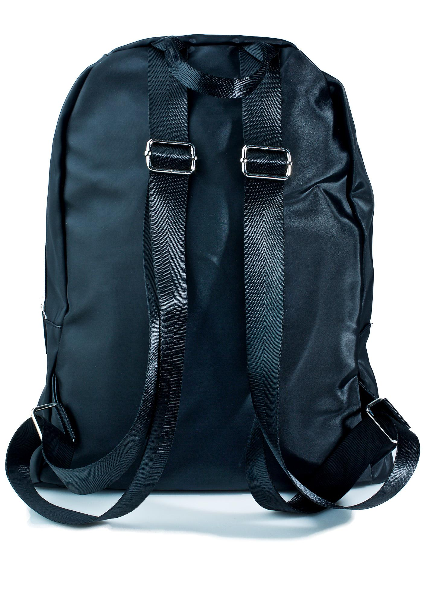 Sting Zipped Backpack