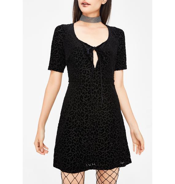 Spots Earned Skater Dress