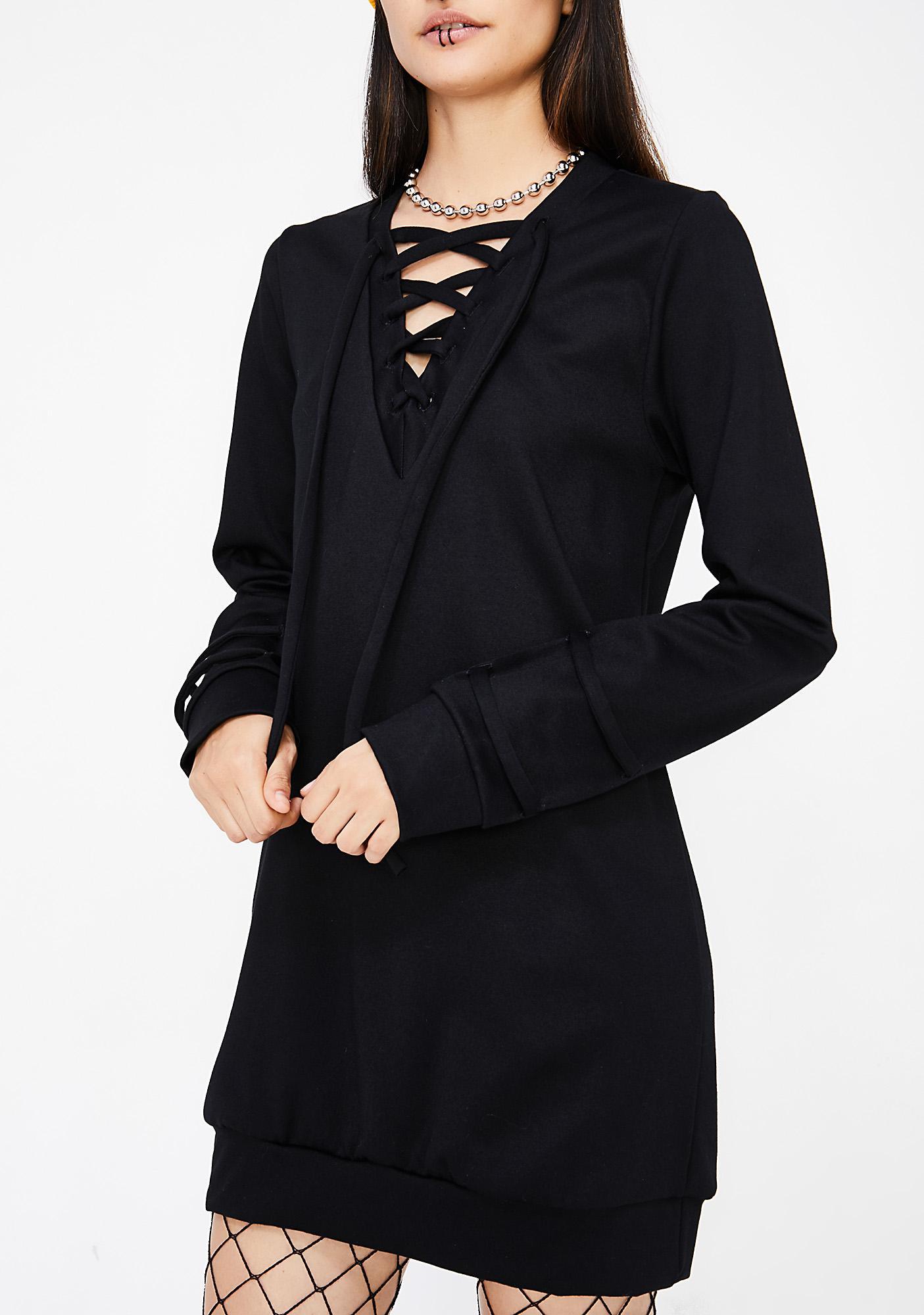 Bad Reputation Sweater Dress