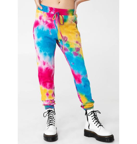 Trippy Hangz Tie Dye Set