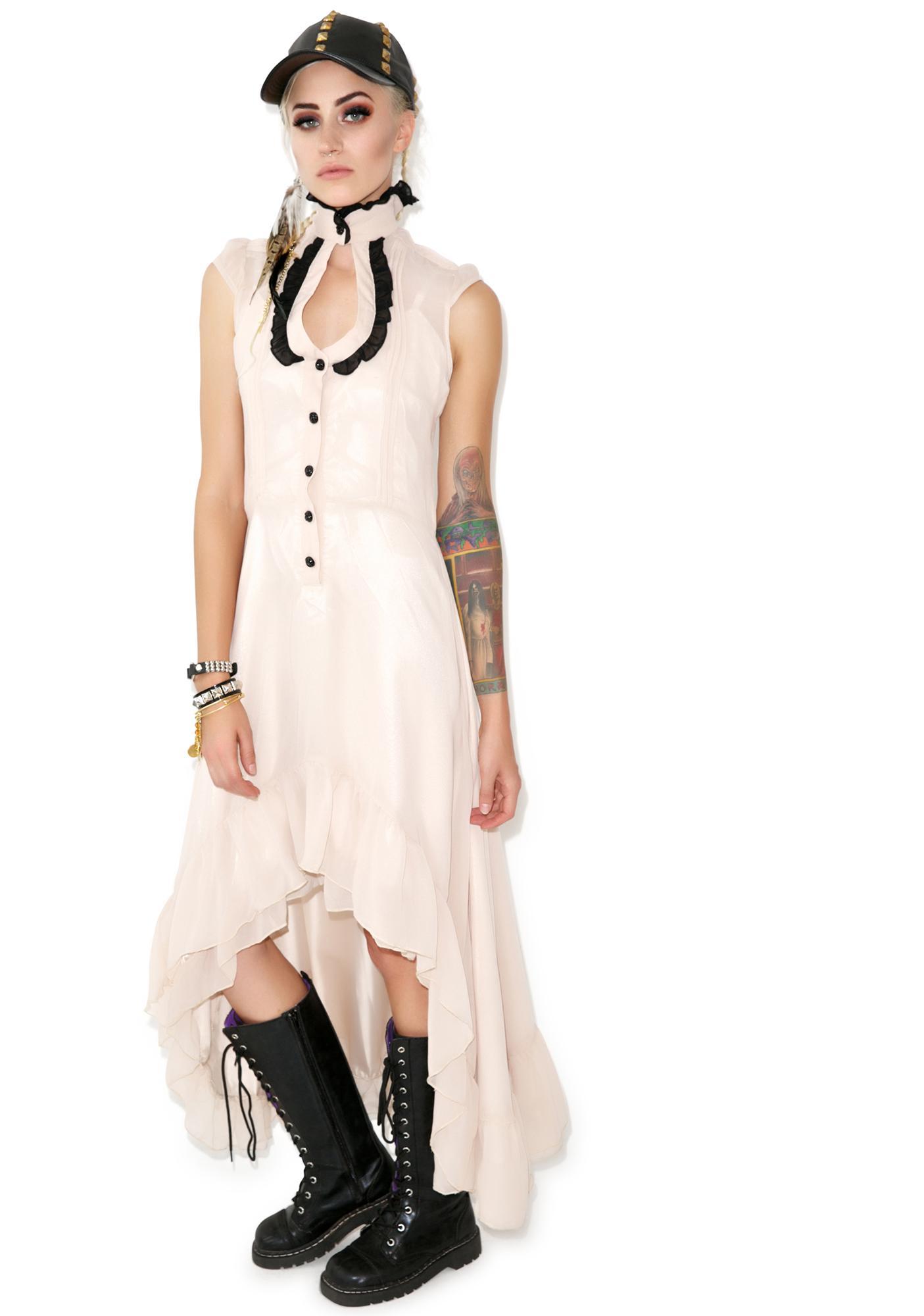 Irene Alder Dress