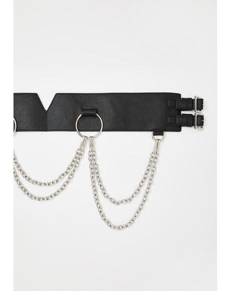Sanction O-Ring Chain Belt