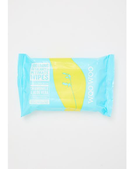 Soothe It Chamomile Intimate Wipes