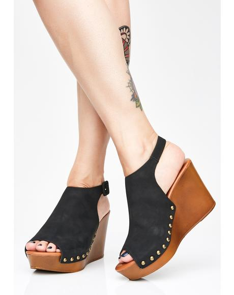 Neva Settle Wedge Heels
