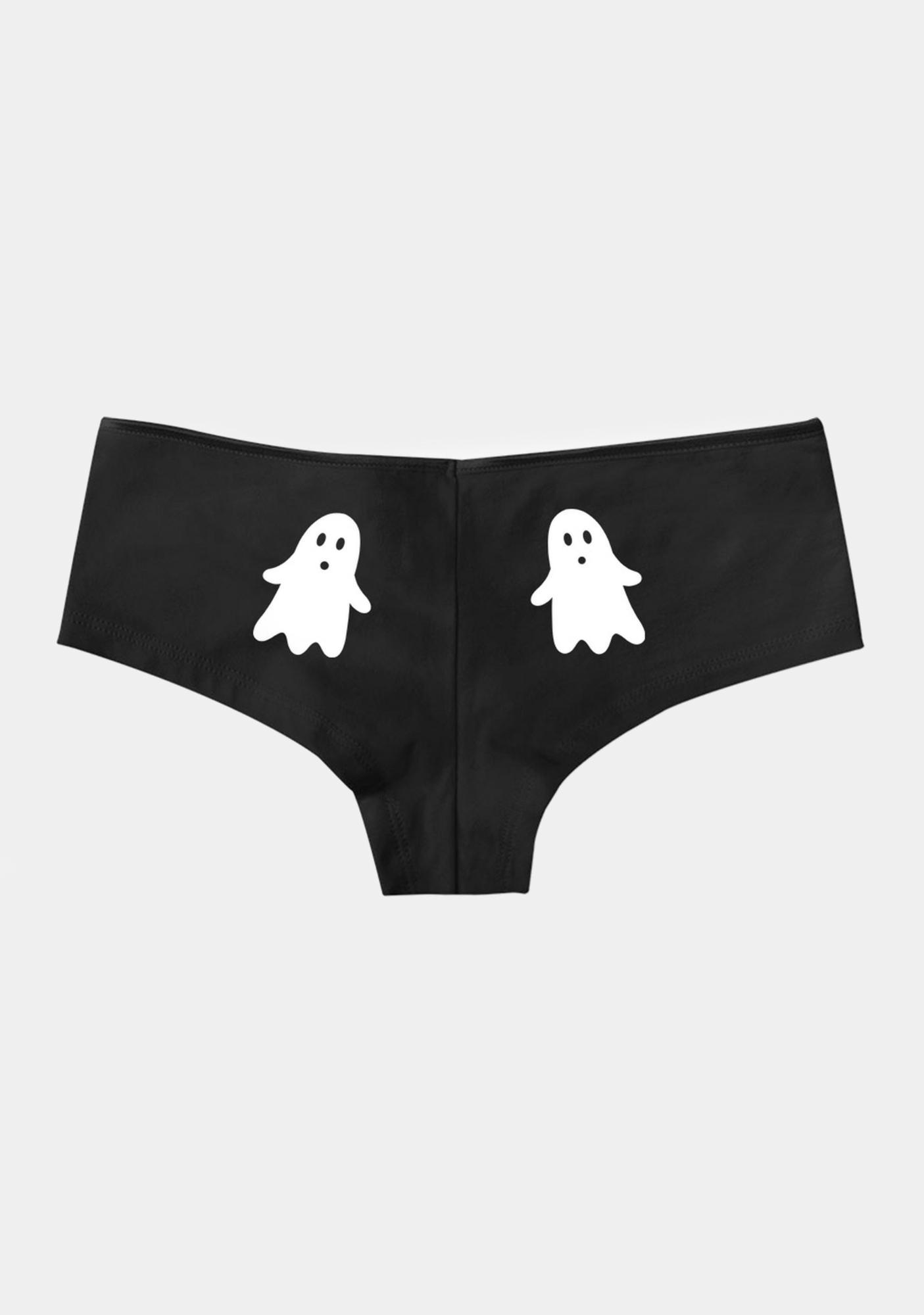 Femfetti Ghosty Booty Boy Short Undies