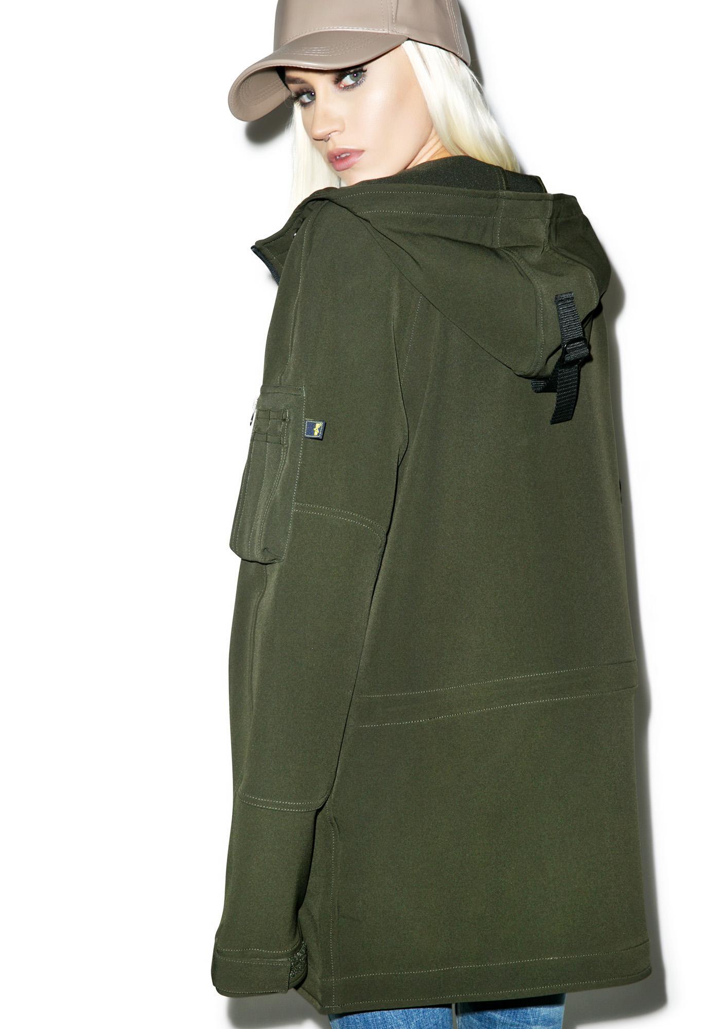 Alpha Industries N-3B Double Weave Coat
