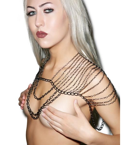 Nehellenia Body Chain