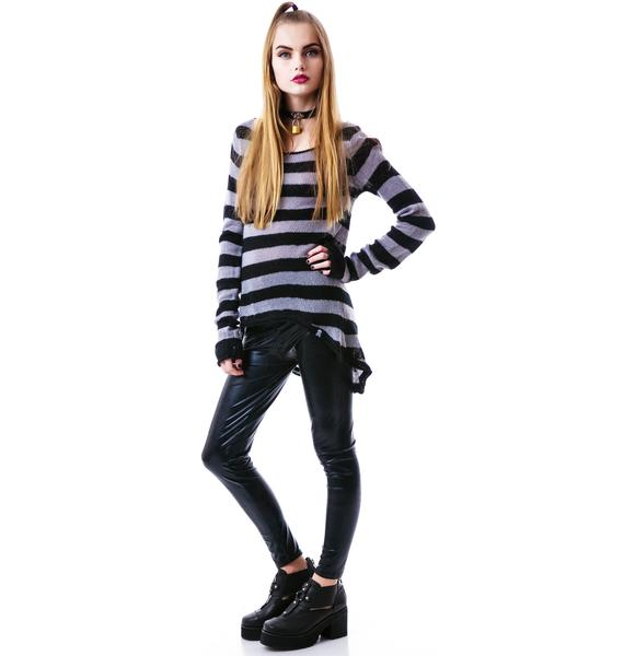 Sourpuss Clothing Lets Pogo Sweater