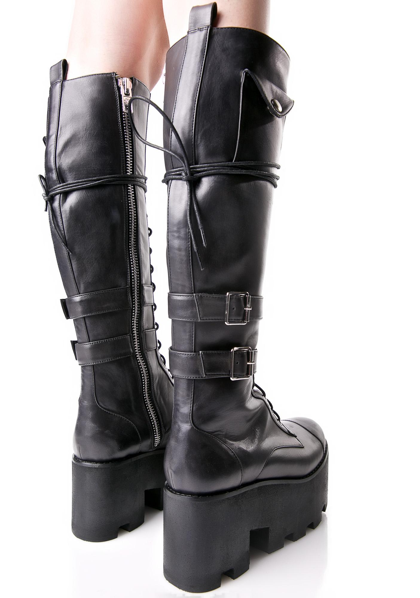 Current Mood Jane Doe Boots