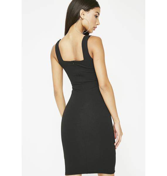 Slay Sis Bodycon Dress