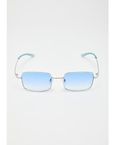 Fashion Law Square Sunglasses