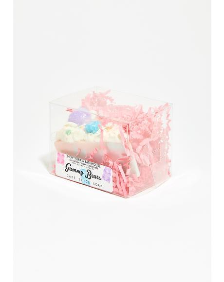 Gummy Bears Pie Soap