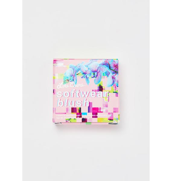 Lime Crime Megabyte Glow Softwear Blush