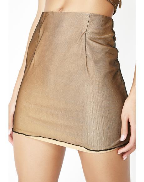 Belladonna Mini Skirt