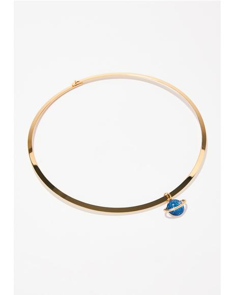 Return of Saturn Choker