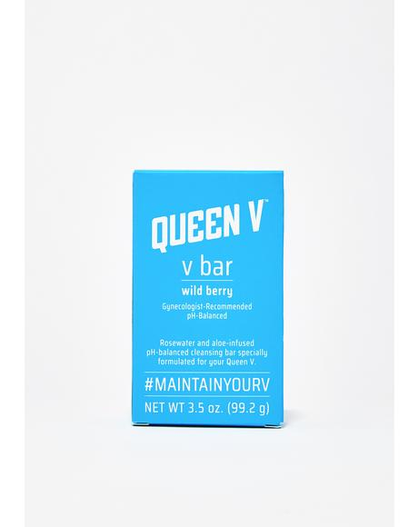 V Bar pH Balanced Cleansing Bar