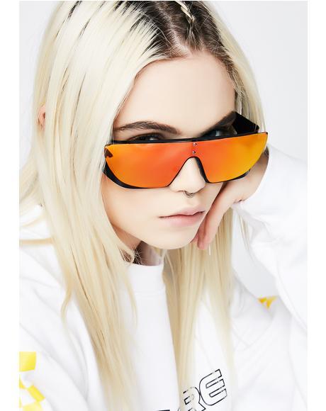 Sunset Terminator Sunglasses