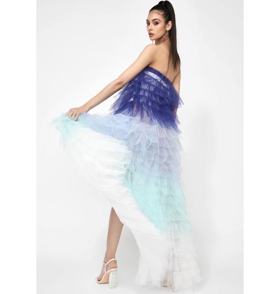 Kiki Riki Berry Pretty Pedigree Tulle Dress