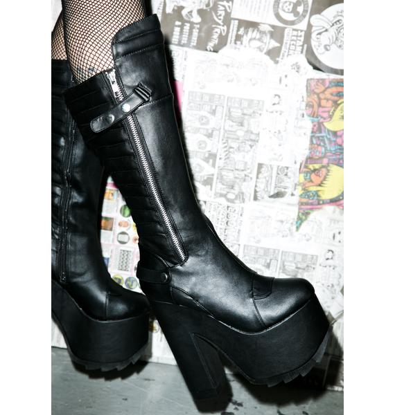 Demonia Ultraviolence Boots