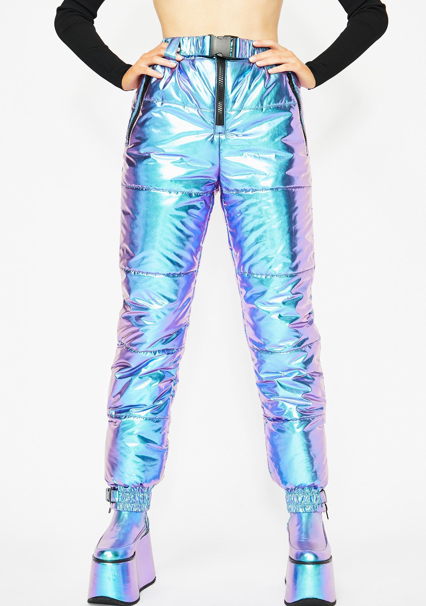 Club Exx Space Bae Escapade Snow Pants