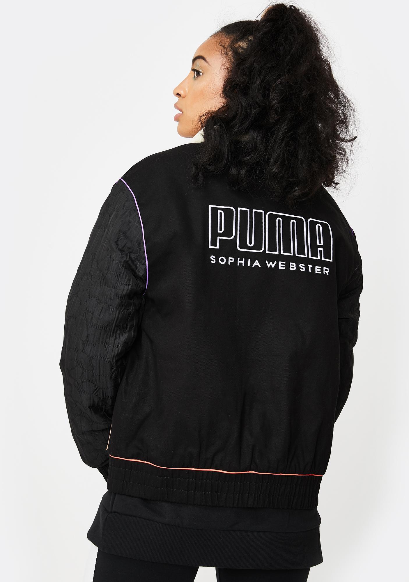 PUMA X Sophia Webster Bomber Jacket