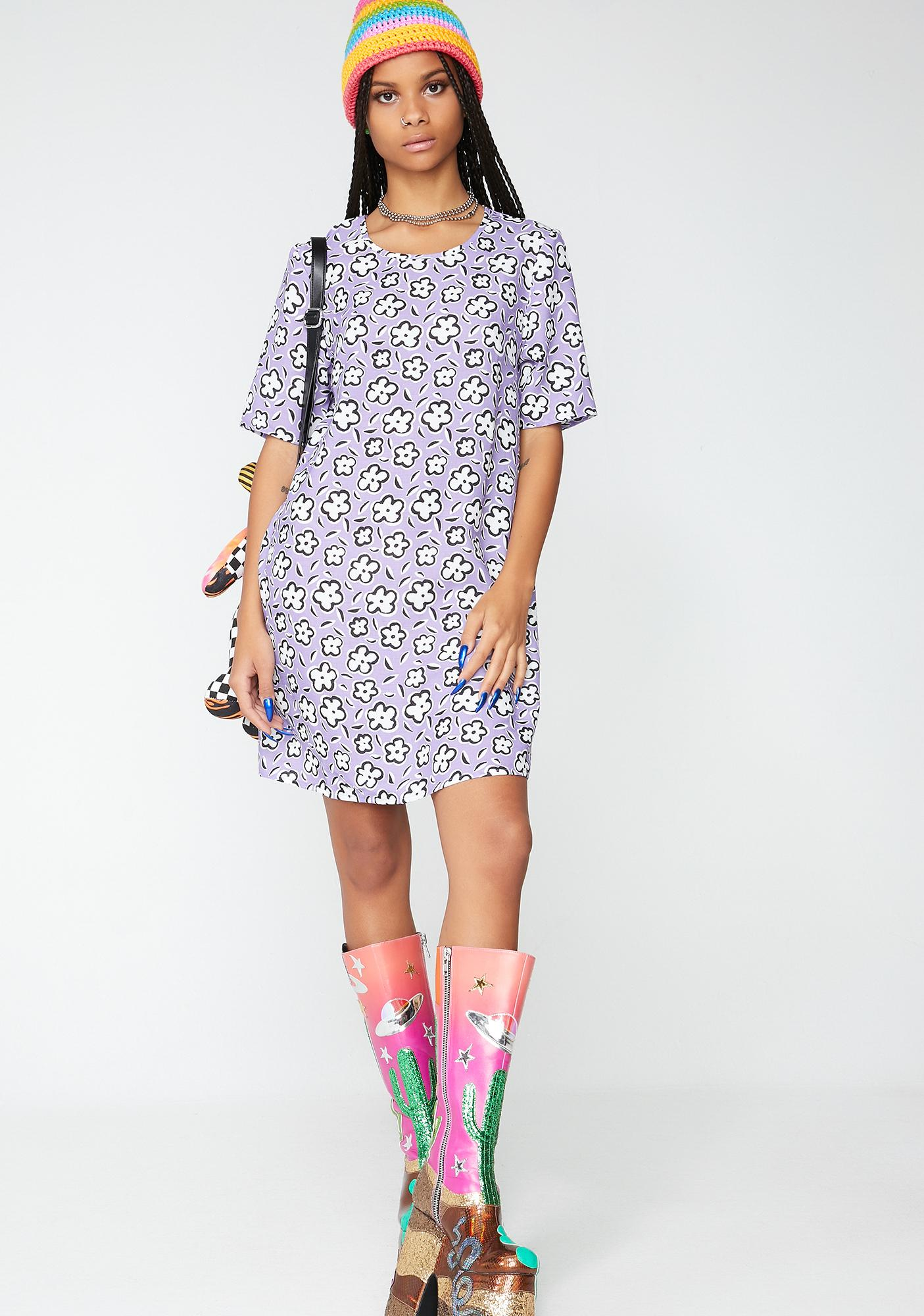 Glamorous Madisyn Floral Shirt Dress