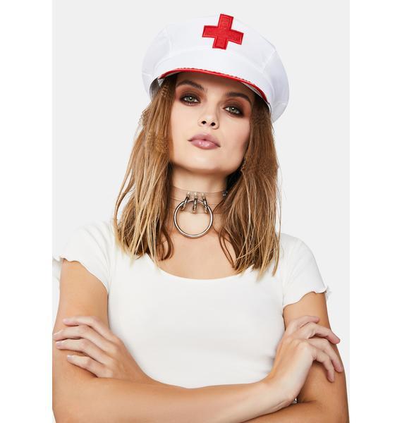 Emergency Room Nurse Hat