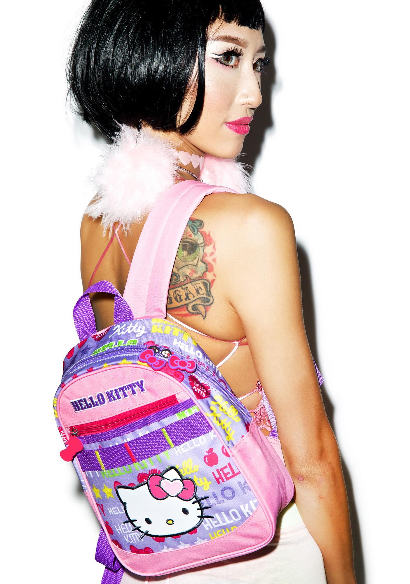 Sanrio Petite Backpack