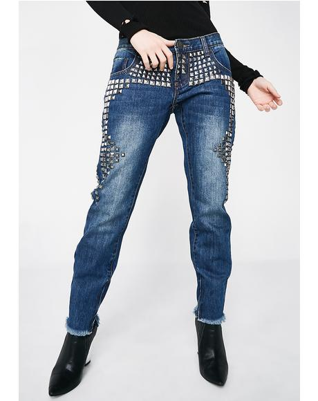 Limited Edition Freebird Skinny Jeans