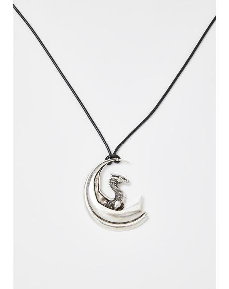 Draco Pendant Necklace